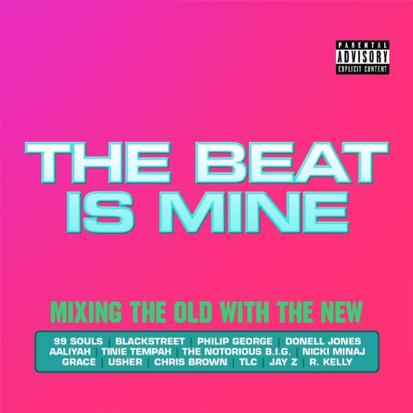 THE BEAT IS MINE' 3 CD SET (2016) - NEW N SEALED